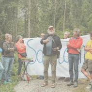 Centrali idroelettriche  sul Piave: la protesta delle associazioni