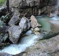 Sappada: la cascata dell'Acquatona minacciata da una centralina idroelettrica
