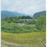 Centraline sul Piave a Ponte nelle Alpi: barricate del Comune