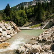,,Centraline sì o no,, Cortina, Ciasa de ra Regoles, giovedì 23 agosto ore 20.30
