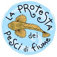 """""""La Protesta dei pesci di fiume"""". Sit In e Flash Mob sui fiumi, sabato 25 gennaio 2020"""