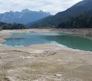 LAGO DI CADORE:  laminazione – prelievi per irrigazione – protezione piene
